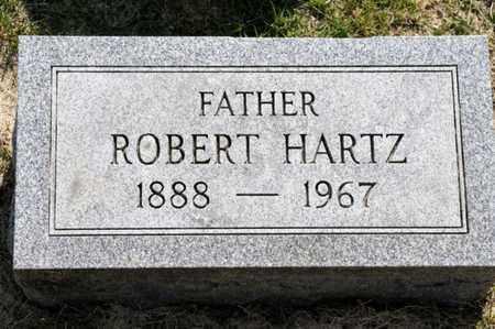 HARTZ, ROBERT - Richland County, Ohio | ROBERT HARTZ - Ohio Gravestone Photos