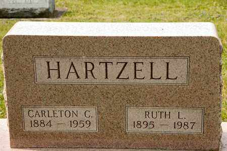 HARTZELL, RUTH L - Richland County, Ohio | RUTH L HARTZELL - Ohio Gravestone Photos