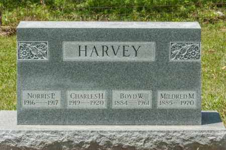 HARVEY, MILDRED M - Richland County, Ohio | MILDRED M HARVEY - Ohio Gravestone Photos