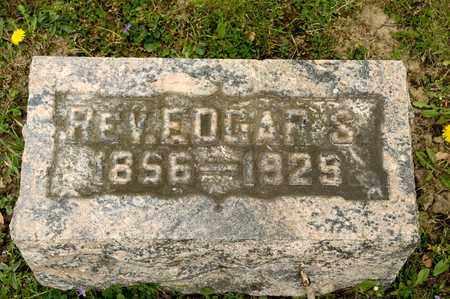 HASSLER, EDGAR S - Richland County, Ohio   EDGAR S HASSLER - Ohio Gravestone Photos