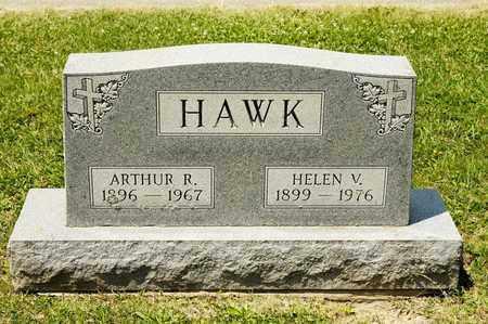 HAWK, HELEN V - Richland County, Ohio | HELEN V HAWK - Ohio Gravestone Photos