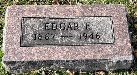 HAWK, EDGAR E - Richland County, Ohio | EDGAR E HAWK - Ohio Gravestone Photos