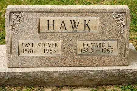 HAWK, HOWARD L - Richland County, Ohio | HOWARD L HAWK - Ohio Gravestone Photos
