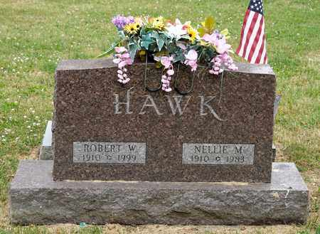 HAWK, NELLIE M - Richland County, Ohio | NELLIE M HAWK - Ohio Gravestone Photos