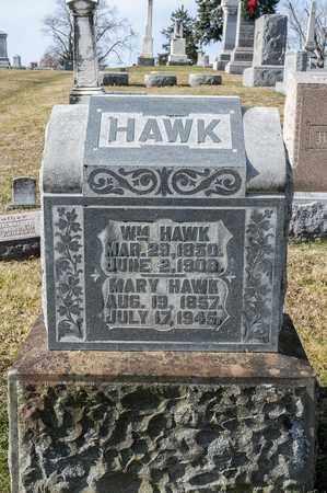 HAWK, MARY - Richland County, Ohio | MARY HAWK - Ohio Gravestone Photos