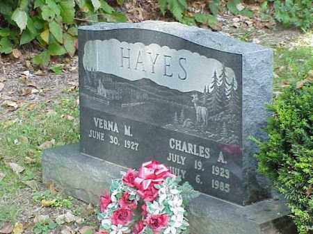 HAYES, VERNA M. - Richland County, Ohio | VERNA M. HAYES - Ohio Gravestone Photos