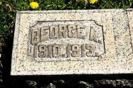 HAYES, GEORGE A - Richland County, Ohio | GEORGE A HAYES - Ohio Gravestone Photos