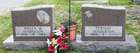 HENDERSON, ELWOOD - Richland County, Ohio | ELWOOD HENDERSON - Ohio Gravestone Photos