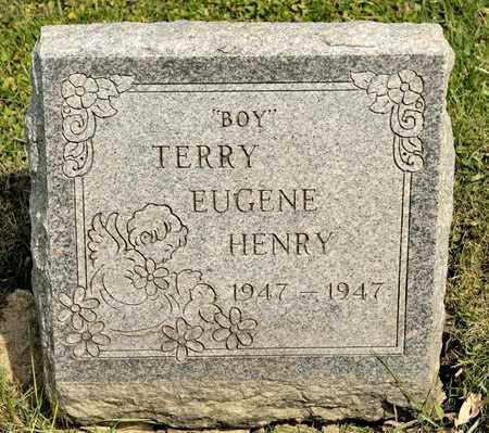 HENRY, TERRY EUGENE - Richland County, Ohio | TERRY EUGENE HENRY - Ohio Gravestone Photos