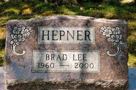 HEPNER, BRAD LEE - Richland County, Ohio | BRAD LEE HEPNER - Ohio Gravestone Photos