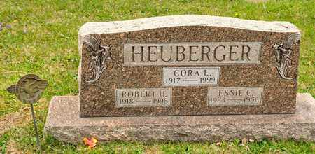 HEUBERGER, ESSIE C - Richland County, Ohio | ESSIE C HEUBERGER - Ohio Gravestone Photos