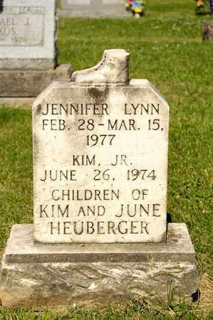 HEUBERGER JR, KIM - Richland County, Ohio | KIM HEUBERGER JR - Ohio Gravestone Photos