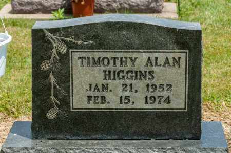 HIGGINS, TIMOTHY ALAN - Richland County, Ohio | TIMOTHY ALAN HIGGINS - Ohio Gravestone Photos