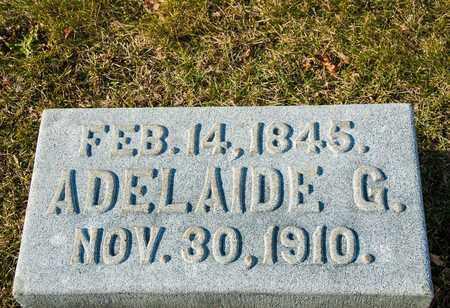 HILDEBRANT, ADELAIDE G - Richland County, Ohio   ADELAIDE G HILDEBRANT - Ohio Gravestone Photos