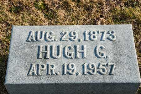 HILDEBRANT, HUGH GAMBLE - Richland County, Ohio | HUGH GAMBLE HILDEBRANT - Ohio Gravestone Photos
