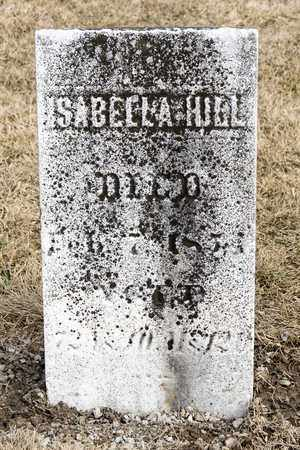 HILL, ISABELLA - Richland County, Ohio   ISABELLA HILL - Ohio Gravestone Photos