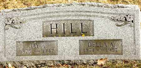 HILL, JAY A - Richland County, Ohio | JAY A HILL - Ohio Gravestone Photos