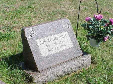 HILL, JOE ROGER - Richland County, Ohio | JOE ROGER HILL - Ohio Gravestone Photos