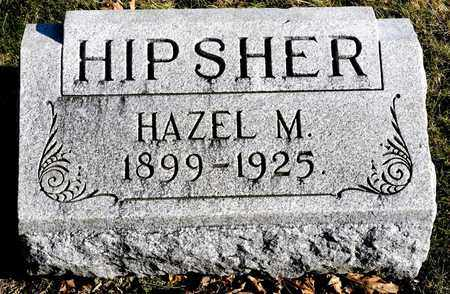 HIPSHER, HAZEL M - Richland County, Ohio   HAZEL M HIPSHER - Ohio Gravestone Photos