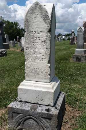 HISEY, JOSEPH - Richland County, Ohio | JOSEPH HISEY - Ohio Gravestone Photos