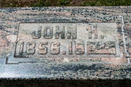 HISEY, JOHN - Richland County, Ohio | JOHN HISEY - Ohio Gravestone Photos