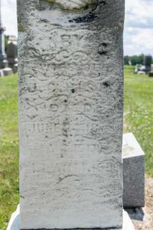 HISEY, MARY - Richland County, Ohio | MARY HISEY - Ohio Gravestone Photos