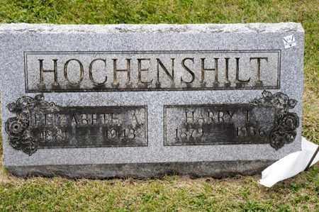HOCHENSHILT, HARRY L - Richland County, Ohio | HARRY L HOCHENSHILT - Ohio Gravestone Photos
