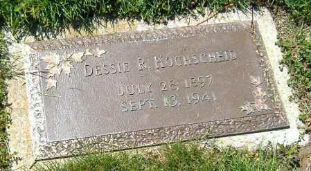 HOCHSCHEID, DESSIE R. - Richland County, Ohio   DESSIE R. HOCHSCHEID - Ohio Gravestone Photos