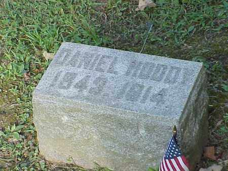 HODDY, DANIEL - Richland County, Ohio | DANIEL HODDY - Ohio Gravestone Photos