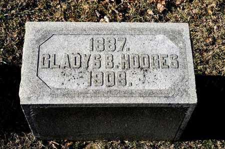 HODGES, GLADYS B - Richland County, Ohio | GLADYS B HODGES - Ohio Gravestone Photos