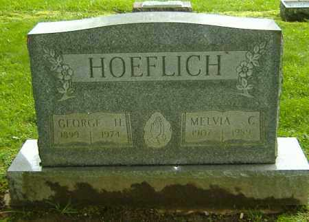 HOEFLICH, GEORGE HENRY - Richland County, Ohio | GEORGE HENRY HOEFLICH - Ohio Gravestone Photos