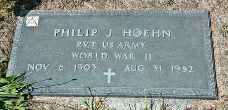 HOEHN, PHILIP J - Richland County, Ohio | PHILIP J HOEHN - Ohio Gravestone Photos