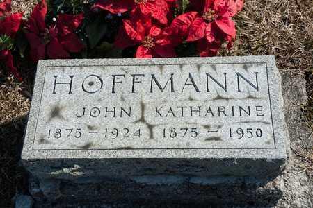 HOFFMAN, JOHN - Richland County, Ohio   JOHN HOFFMAN - Ohio Gravestone Photos