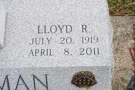 HOFFMAN, LLOYD R - Richland County, Ohio   LLOYD R HOFFMAN - Ohio Gravestone Photos