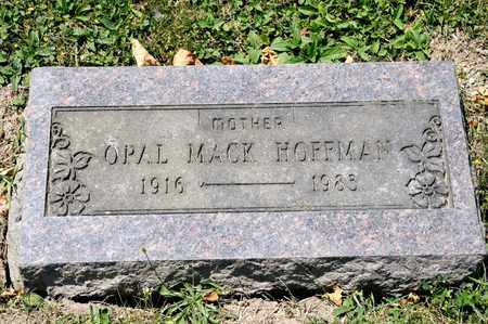 HOFFMAN, OPAL - Richland County, Ohio | OPAL HOFFMAN - Ohio Gravestone Photos