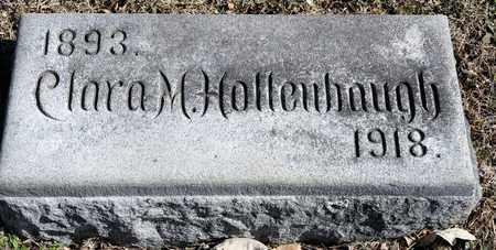HOLLENBAUGH, CLARA M - Richland County, Ohio | CLARA M HOLLENBAUGH - Ohio Gravestone Photos