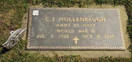 HOLLENBAUGH, C I - Richland County, Ohio   C I HOLLENBAUGH - Ohio Gravestone Photos