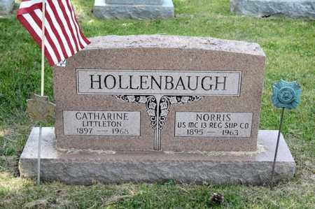 HOLLENBAUGH, NORRIS - Richland County, Ohio | NORRIS HOLLENBAUGH - Ohio Gravestone Photos