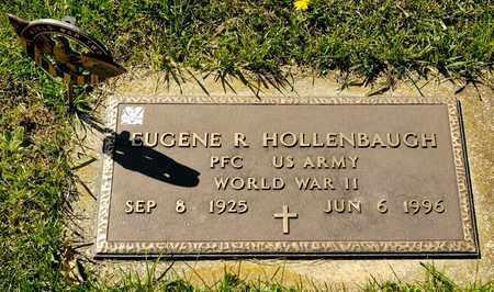 HOLLENBAUGH, EUGENE R - Richland County, Ohio | EUGENE R HOLLENBAUGH - Ohio Gravestone Photos