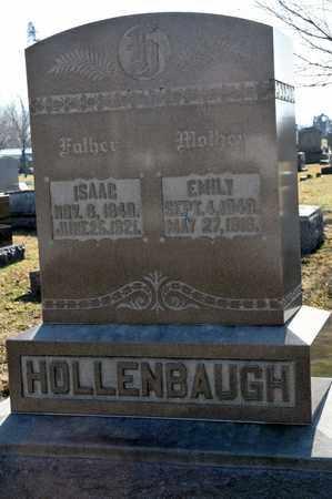 HOLLENBAUGH, ISAAC - Richland County, Ohio | ISAAC HOLLENBAUGH - Ohio Gravestone Photos