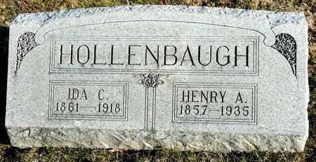 HOLLENBAUGH, HENRY A - Richland County, Ohio | HENRY A HOLLENBAUGH - Ohio Gravestone Photos