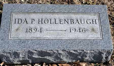HOLLENBAUGH, IDA P - Richland County, Ohio | IDA P HOLLENBAUGH - Ohio Gravestone Photos