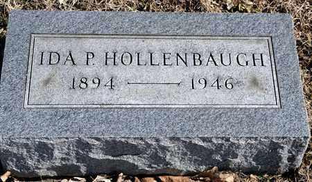 HOLLENBAUGH, IDA P - Richland County, Ohio | IDA P HOLLENBAUGH - Ohio Gravestone Photos
