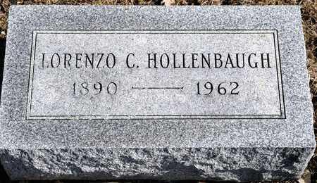 HOLLENBAUGH, LORENZO C - Richland County, Ohio | LORENZO C HOLLENBAUGH - Ohio Gravestone Photos