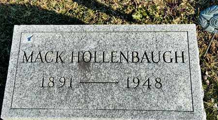 HOLLENBAUGH, MACK - Richland County, Ohio | MACK HOLLENBAUGH - Ohio Gravestone Photos
