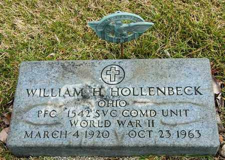 HOLLENBECK, WILLIAM H - Richland County, Ohio | WILLIAM H HOLLENBECK - Ohio Gravestone Photos