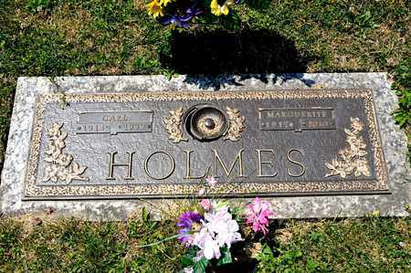 HOLMES, CARL - Richland County, Ohio | CARL HOLMES - Ohio Gravestone Photos