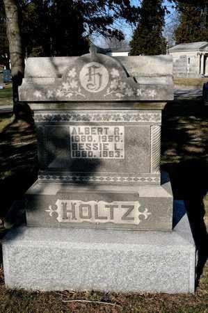 HOLTZ, BESSIE L - Richland County, Ohio | BESSIE L HOLTZ - Ohio Gravestone Photos