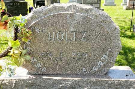 HOLTZ, JAMES R - Richland County, Ohio   JAMES R HOLTZ - Ohio Gravestone Photos