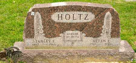 HOLTZ, HELEN E - Richland County, Ohio | HELEN E HOLTZ - Ohio Gravestone Photos